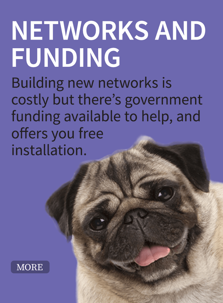 Networks & Funding (tablet)