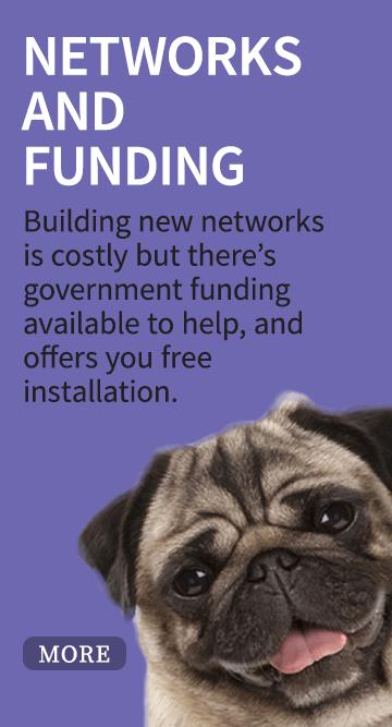 Networks & Funding (mobile)